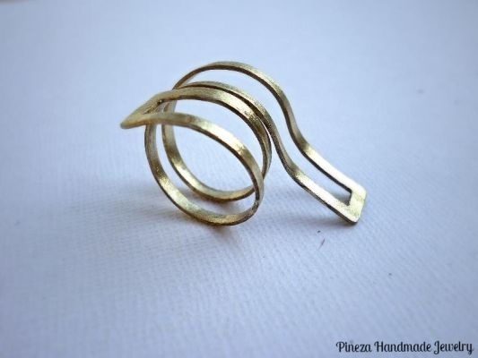 Handmade Ring | myartshop