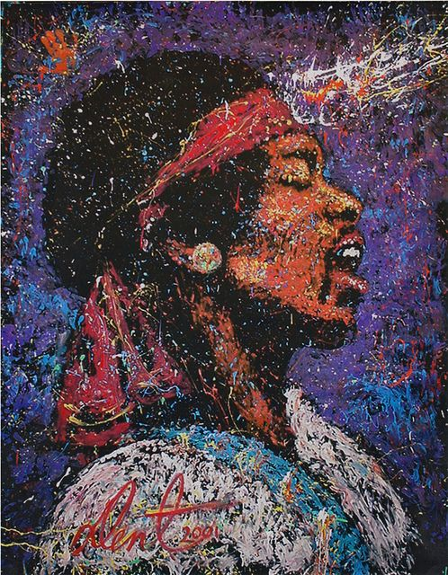 A new movie is about to be released Andre 1000 will be starring the role of Jimi Hendrix