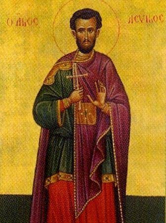 Martyr Leucius of Apollonia - December 14