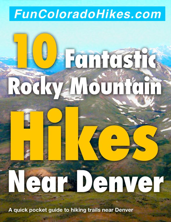This eBook includes 10 hikes detailing: – Trail Length – Trail Description And Difficulty – Photos Of Trail – Driving Directions To The Trailhead The ten trails in this eBook are close to Denver, have nice views, and range from easy to difficult. PDF and ePub formats. Works on Mac and Windows, IOS, Android, and …