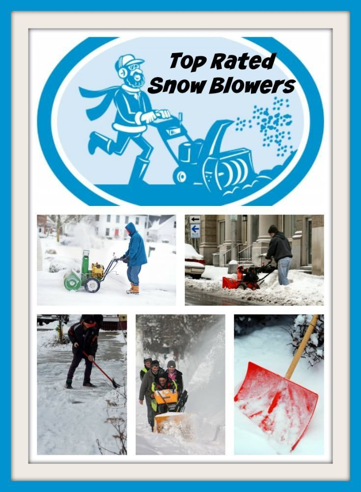 Findtop rated snow blowershere in all sizes and brands. Keep driveways and sidewalks clear of snow with one of these durable, top rated snow blowers.