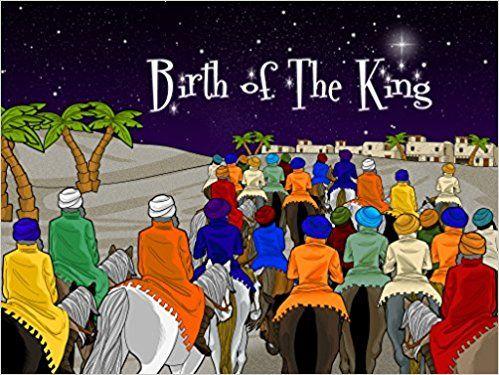 Birth of The King: Bible Pathway Adventures: 9780473417444: Amazon.com: Books