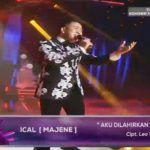 Ical Majene dan Rani Kutai Kartanegara Konser Grand Final D'Academy 3