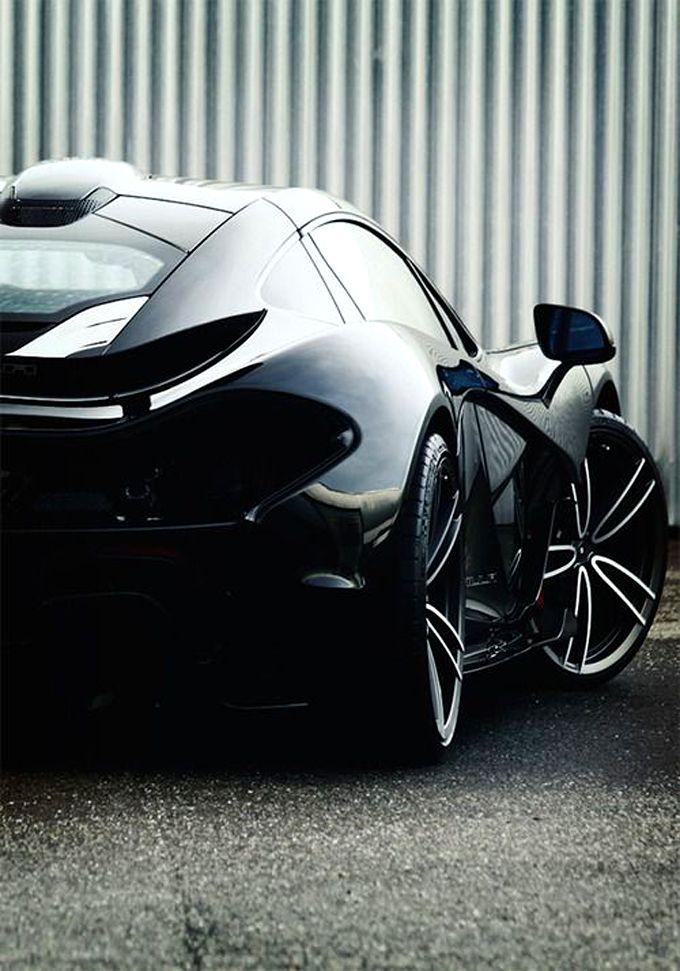 Stunning McLaren P1