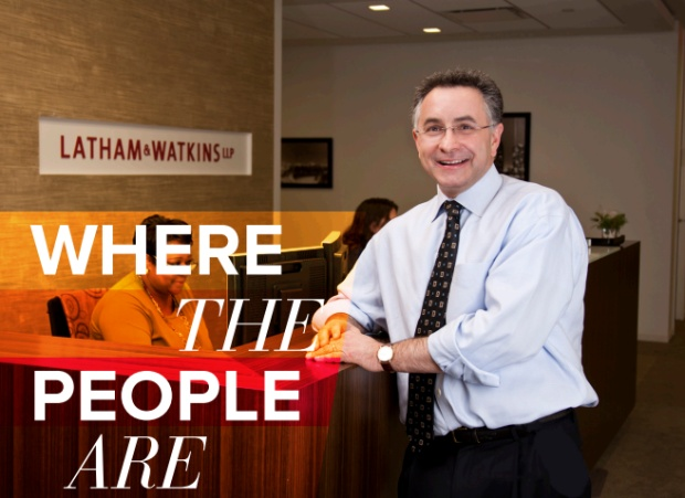 Josh Friedlander, CHRO of Latham & Watkins, recognizes that employees and company success go hand and hand. So he tries to spend as much time with employees as possible.