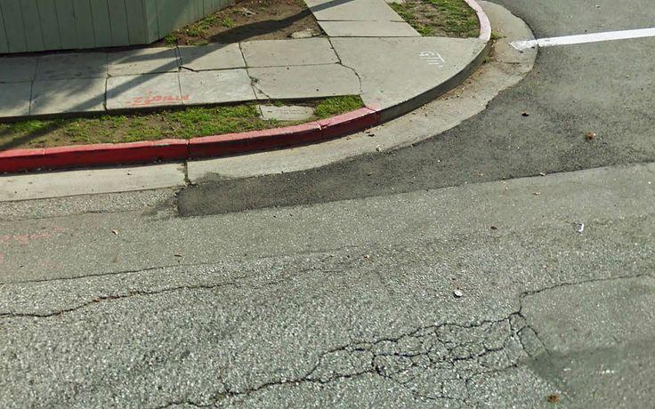 6827 De Longpre Avenue - Hollywood - 1957