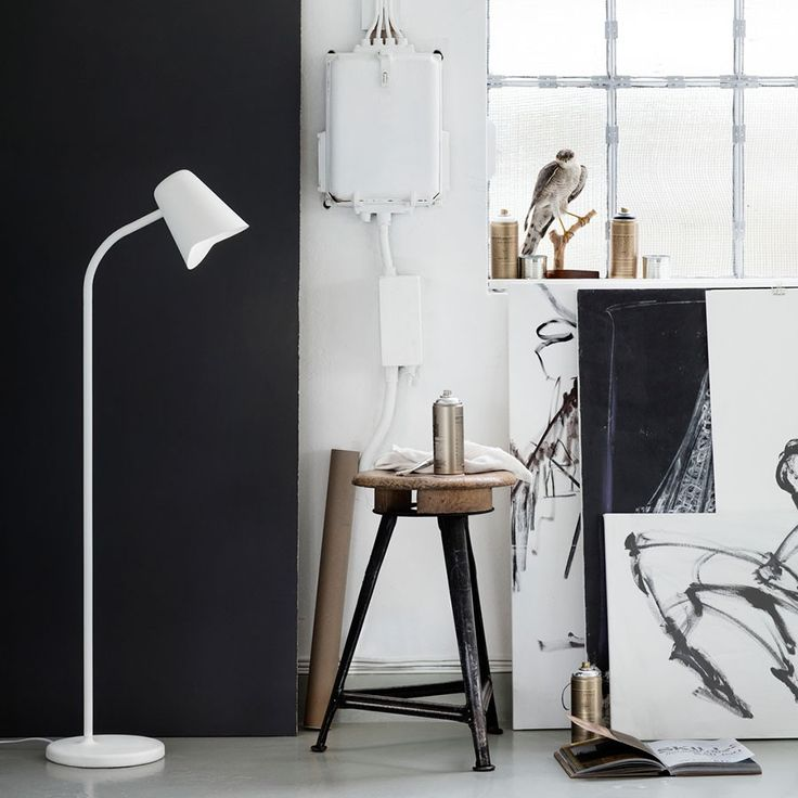 Northern Lighting Me Gulvlampe - Me er en lampe designet bare for deg. Den er…