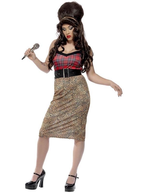 Rehab Babe Costume, Amy Winehouse Fancy Dress - Music Legends Costumes at Escapade™ UK - Escapade Fancy Dress on Twitter: @Escapade_UK