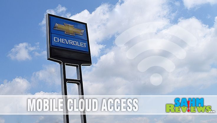 In Car Wi-Fi is now available in select 2015 Chevrolet cars! - SahmReviews.com #Chevy4G #sponsored