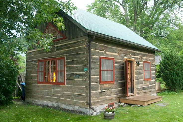 Log Cabins of Missisquoi County | Robert J. Galbraith