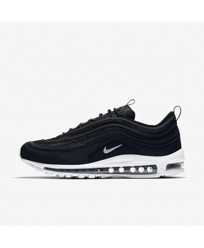 quality design 40a8b f1a62 Nike Air Max 97 Black White 921826-001   nike discount sale in 2019 ...