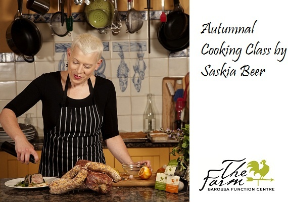 Autumnal Cooking Classes during 2013 #Barossa Vintage Festival. Bookings essential https://salesvt.securetix.net.au/performance.php?event_id=787_id=1973