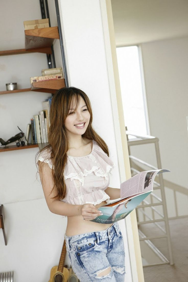 nana tanimura | Nana Tanimura so cute in jean