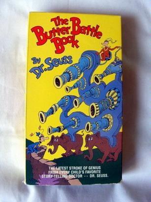 The Butter Battle Book [VHS]