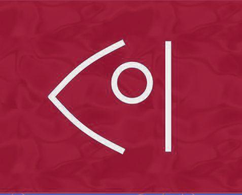 Añade una linea recta a la cabeza de pez dibujada arriba para que quede un pez entero.