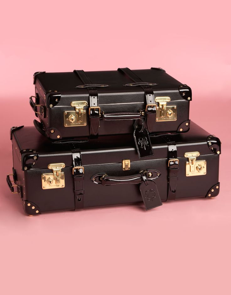 Agent Provocateur X Globetrotter trolley suitcase  £895