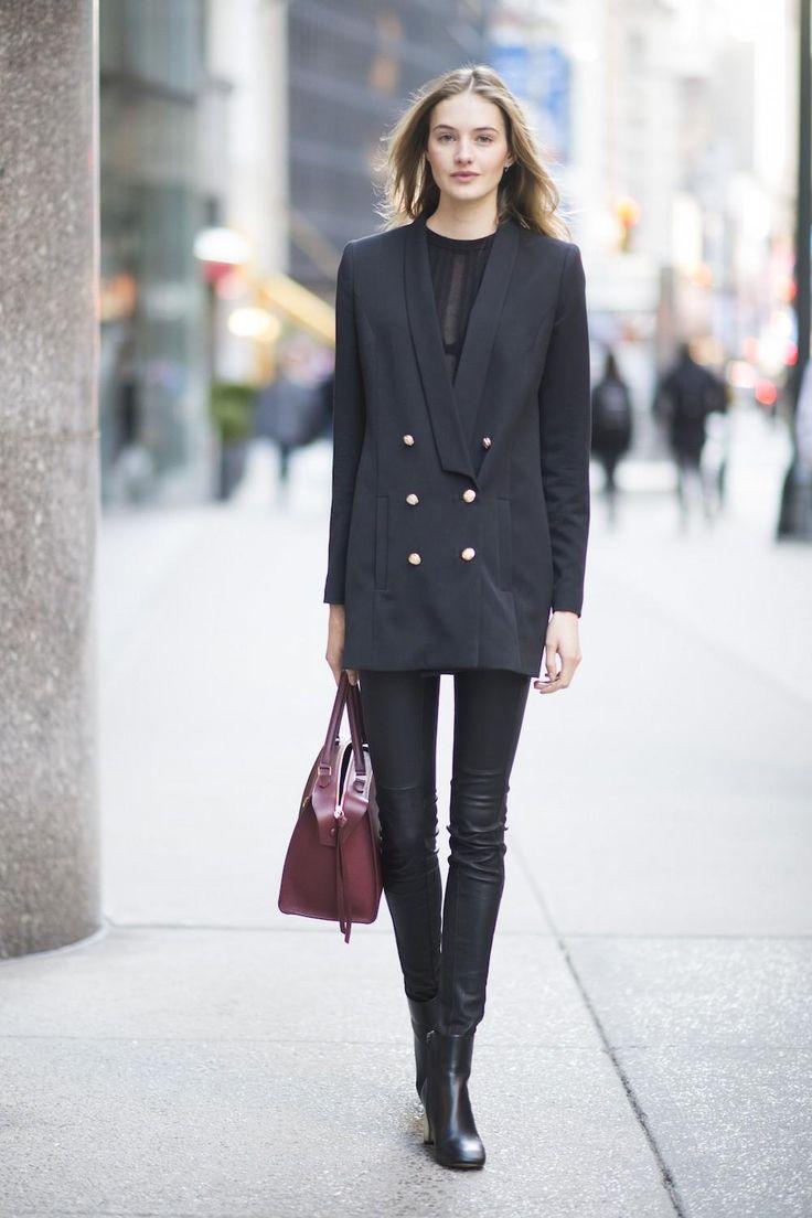 Sanne Vloet - Angel off duty: 9 x street style volgens de Victoria's Secret modellen