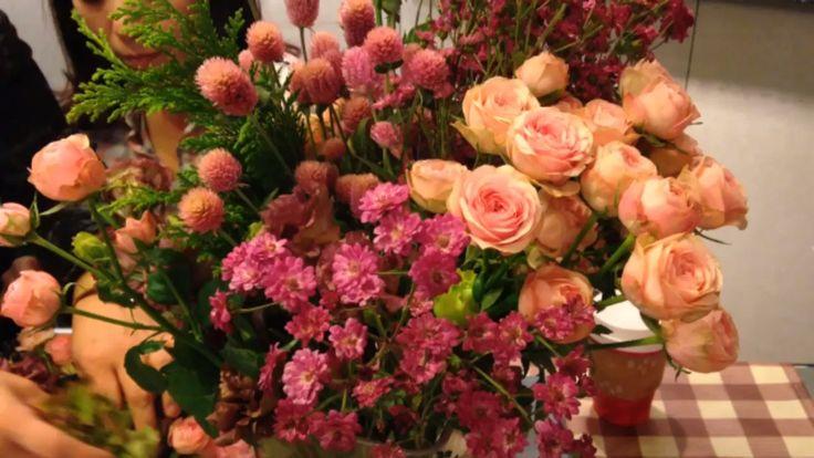 pinkpink flower