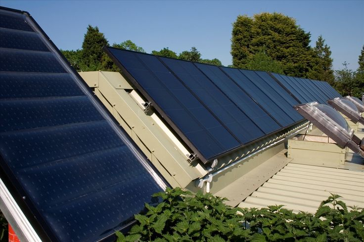 Solar Panels for your Estate.