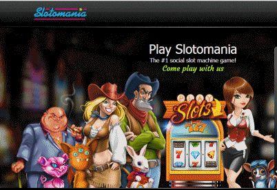Play Free Slots Games At Slotomania