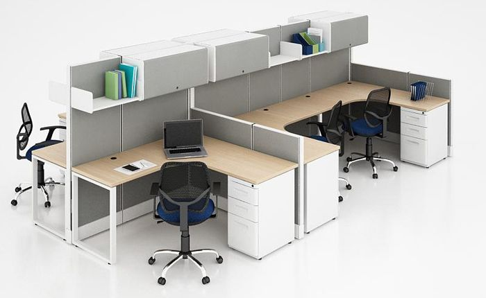 1000 images about open office ideas on pinterest for Mobiliario modular para oficina