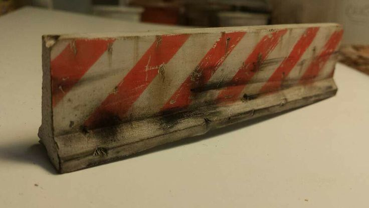 1/35 Jersey barriers by Gaetano Damiano