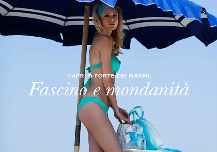 Pepita Beachwear Spring Summer 2014. Fascino e mondanità / Charm and worldliness