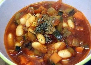 Loubia des khoudra, une recette de haricots à la marocaine