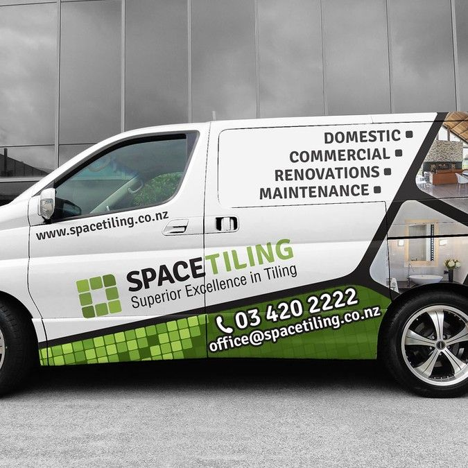 Van Wrap Design by artem80