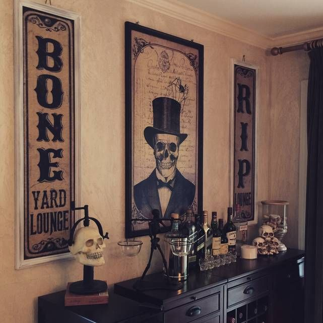 Click this pin to see the hauntingly beautiful setting Britton  S. entered in Grandin Road's Spooky Decor Photo Challenge. Britton  S. could win one of four $2,500 Grandin Road gift cards. Can you craft an eerily elegant Halloween scene? Enter yourself!