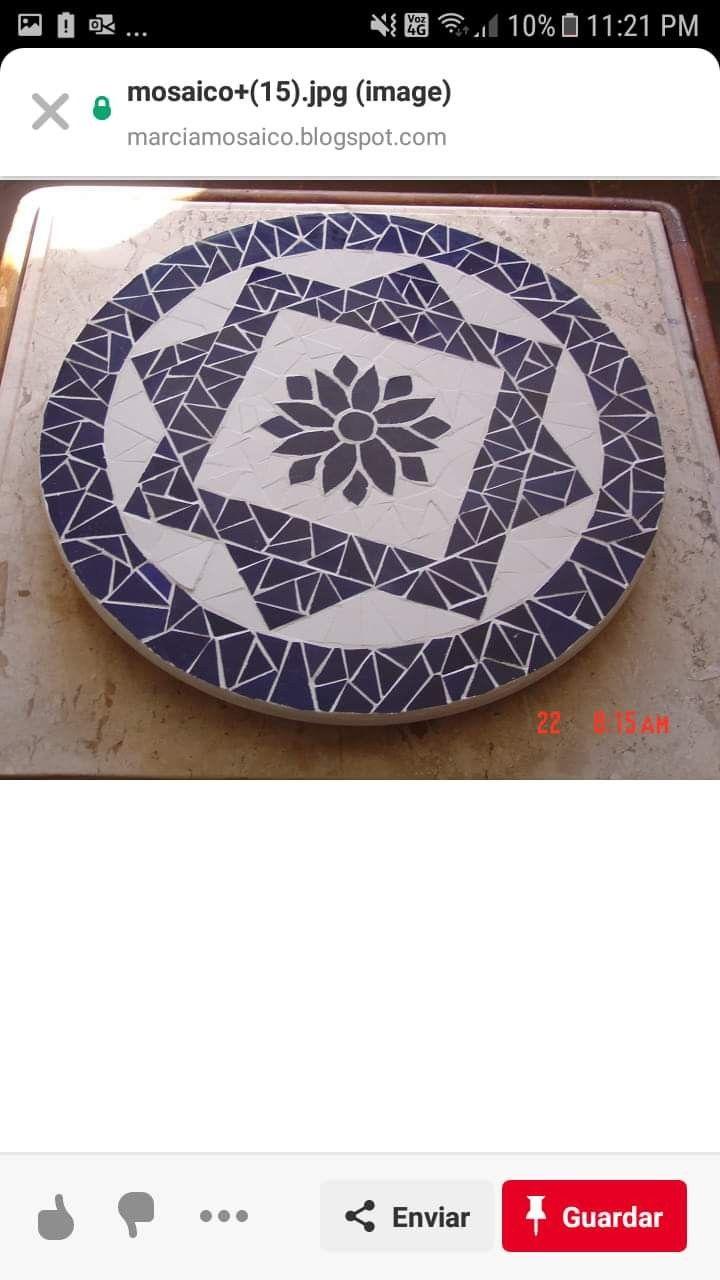 Pin De Sureyya Kursungoz Iyim Em Mozaik Artesanato Em Mosaico
