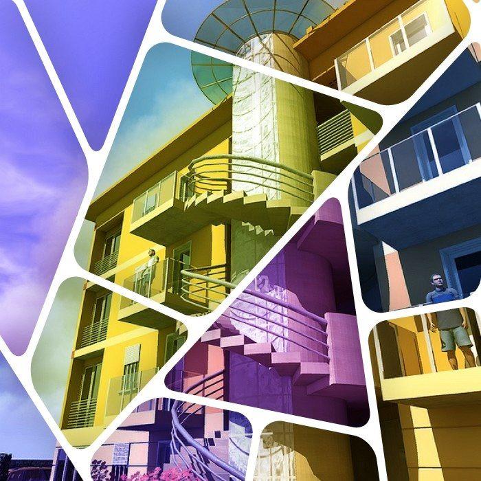Lido Blu complesso residenziale in via Sardegna a Lido di #Camaiore composto da 8 appartamenti certificati classe A e vicini al mare della #Versilia. Venitelo a scoprire