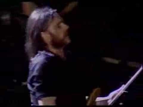 Enter Sandman - - Motorhead