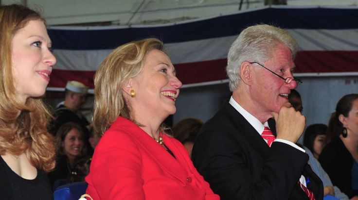 Here's Why There May Be No More Free Passes for the Clinton Foundation ~ A new Department of Justice probe of the email and charity fraud scandals won't end well for Bill or Hillary