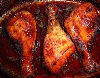 Gordon Ramsay's Sticky Baked Chicken Drumsticks | Gordon Ramsay's Recipes