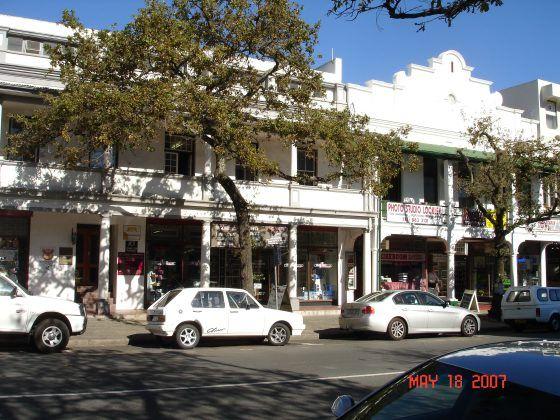 Downtown Stellenbosch