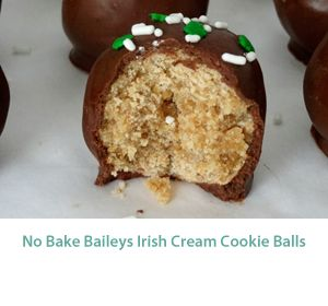 Irish Christmas Cookie Recipes | Image Recipe Index - Life Love and Sugar