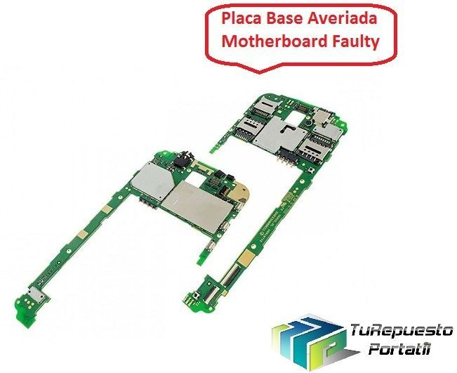 Placa Base Motherboard Alcatel One Touch Pop C7 7041X 4 GB FAULTY