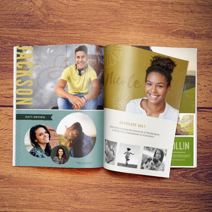 Es fácil de diseñar anuncios anuario de alto nivel con herramientas de PicMonkey.