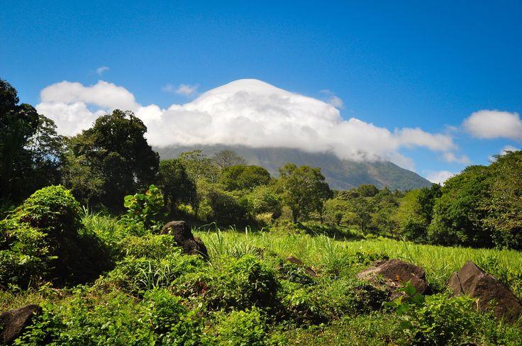 Ile Ometepe, Lac Nicaragua