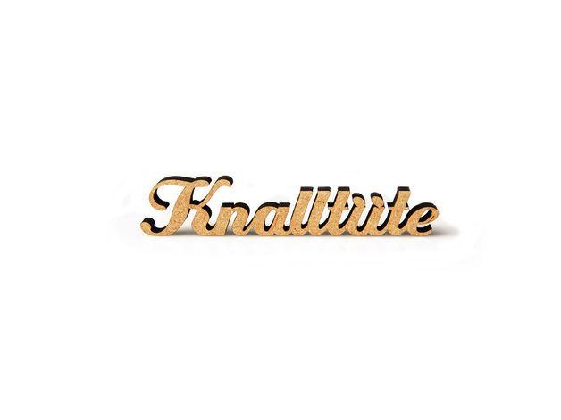 Liebevoll entworfenes und hochwertig gefertigtes 3D-Motiv mit Schriftzug in Holz-Design mit naturgegebenen, unverfälschten Eigenschaften. Eine stabile Geschenk-Boxx, in einer Kartonagen-Manufaktur...