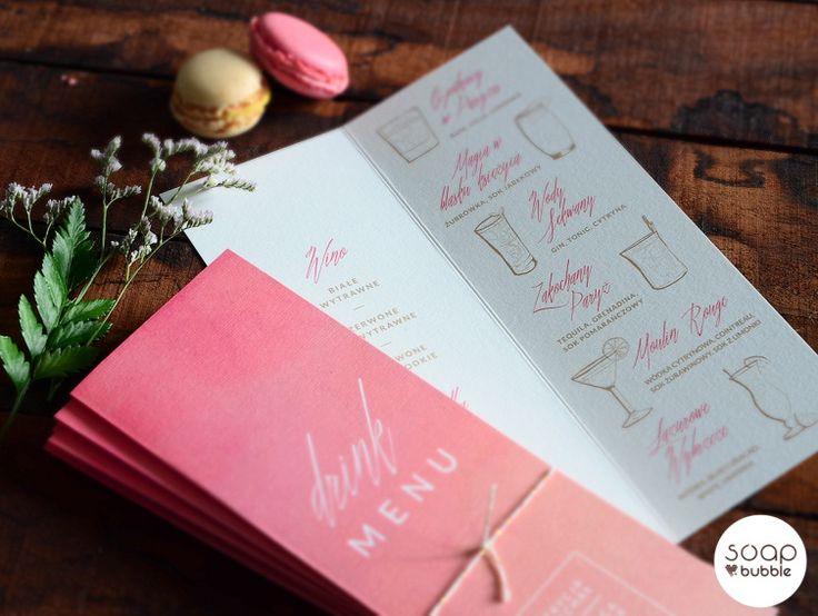Jak najlepiej dobrać oprawę graficzną na ślub i wesele - SOAP BUBBLE