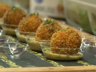 Croquetas de arroz mediterráneo | recetas | FOX Life