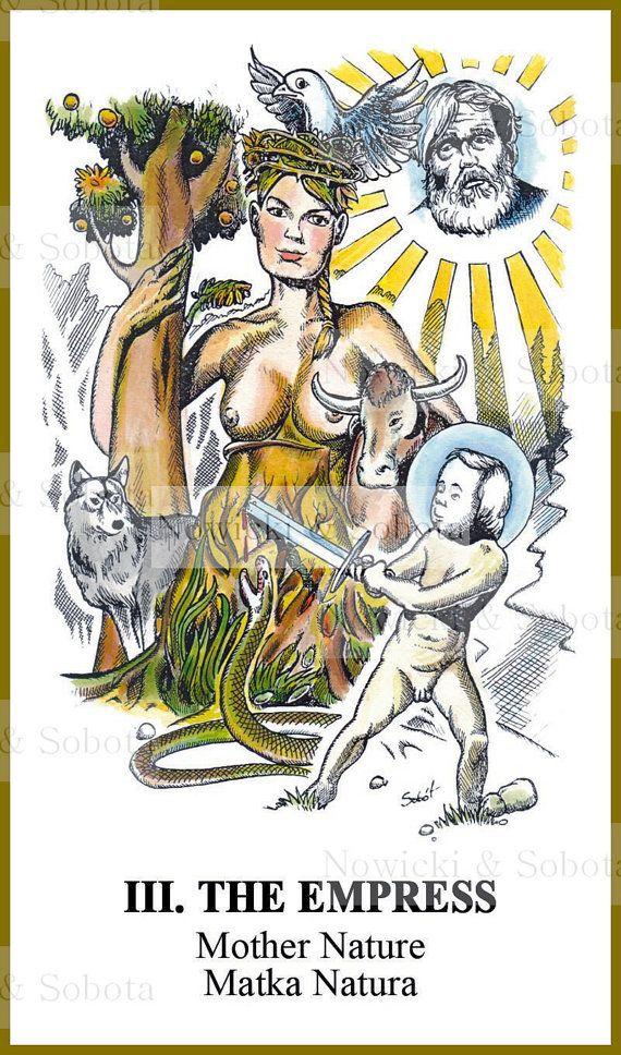 Tarot deck Tarot of the Apocalypse cards. New by TarotApocalypse