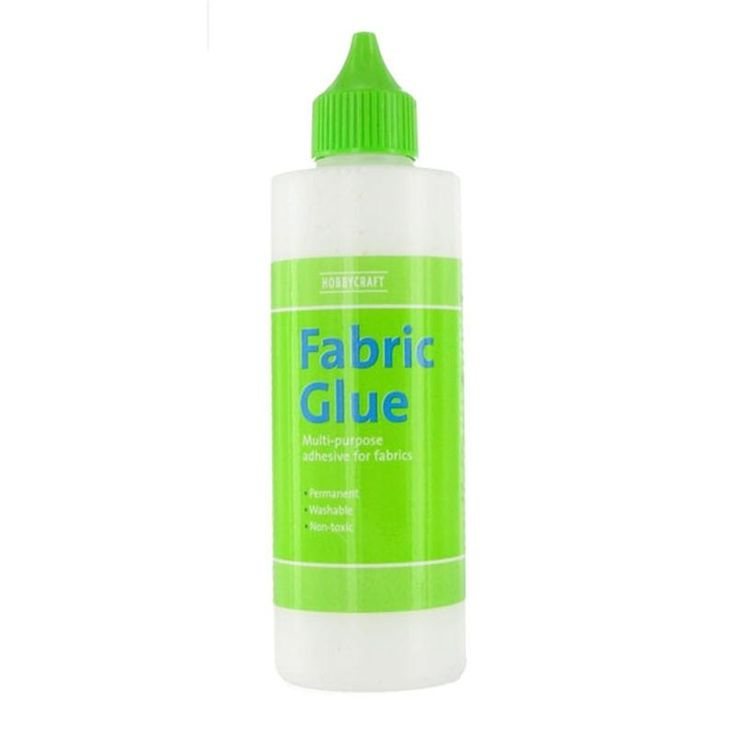 Hobbycraft 120 Ml Multi Purpose Fabric Glue | Hobbycraft