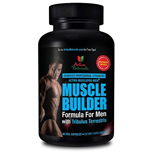 The Natural Muscle Builder Loved by Customers! Muscle Building Supplement is a natural product for serious and hobby bodybuilders to boost Muscle Building and support Muscle Recovery*.  Why Buy Advanc...