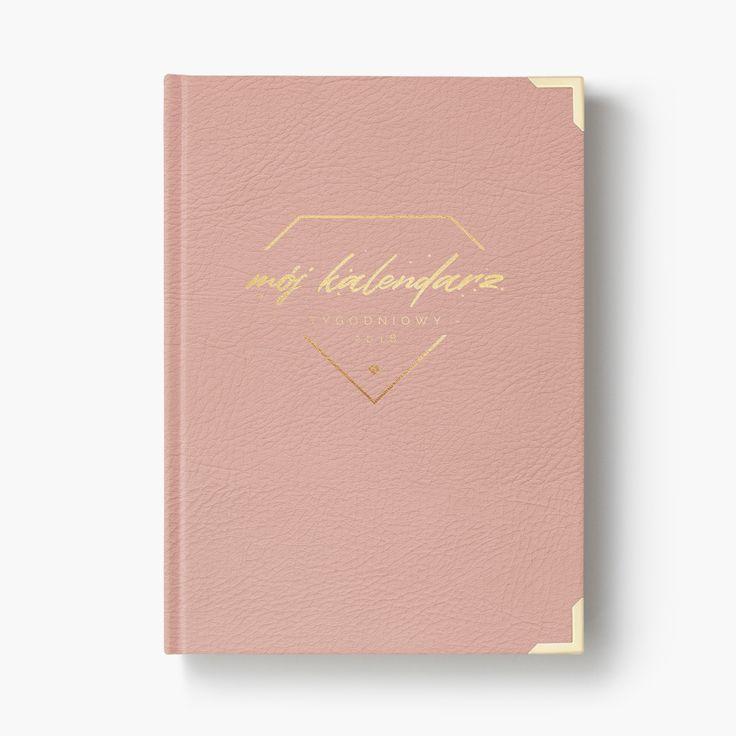 Planner książkowy zaprojektowany tak, aby wesprzeć Cię w zaplanowaniu idealnego dnia. Rozpocznij z nim pracę w dowolnej chwili w roku!