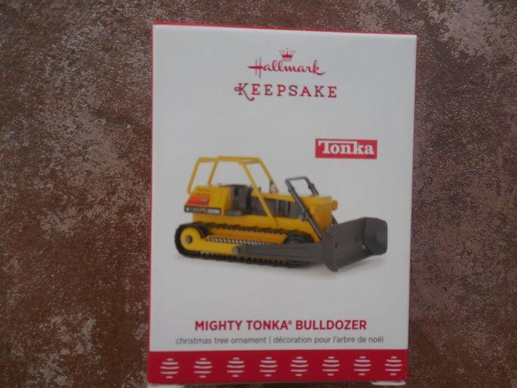 Amazon old world christmas toy bulldozer and dump truck