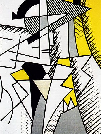 "Roy Lichtenstein: ""I like to pretend that my art has nothing to do with me."""