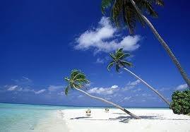 Beautiful Beach at Samui Island